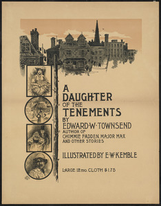 A daughter of the tenements by Edward W. Townsend