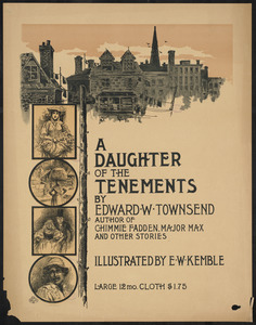 A daughter of the tenements, by Edward W. Townsend
