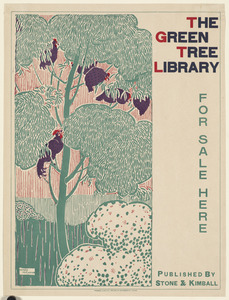 The green tree library, for sale here.