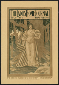 The ladies' home journal, July 1896