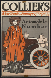 Collier's automobile number, New York, January 17th, 1903