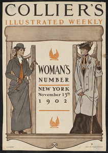 Collier's illustrated weekly. Woman's number, New York, November 15th, 1902.