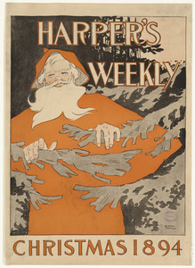 Harper's weekly Christmas 1894