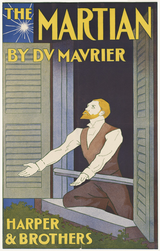 The Martian by Du Maurier
