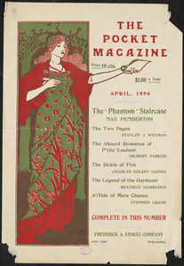 The pocket magazine, April, 1896