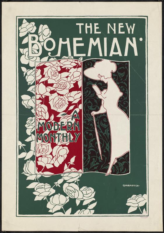The new bohemian, a modern monthly