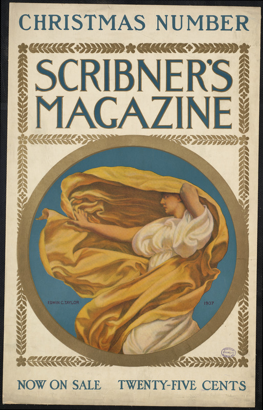 Christmas number, Scribner's magazine