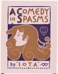 """A comedy in spasms by """"Iota"""""""