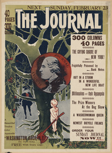 The journal, next Sunday, February 23