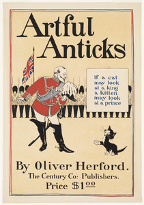 Artful anticks by Oliver Herford