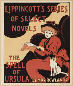 Lippincott's series of select novels. The spell of Ursula, by Mrs. Rowlands.