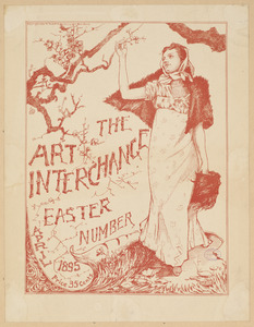 The art interchange, Easter number, April 1895