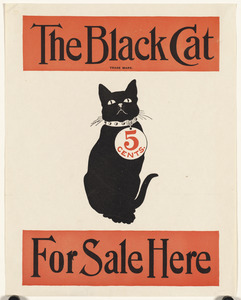 The black cat for sale here
