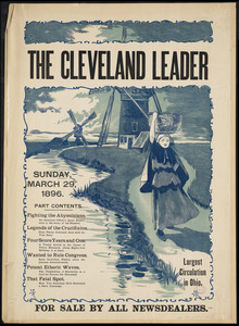 The Cleveland leader, Sunday March 29, 1896