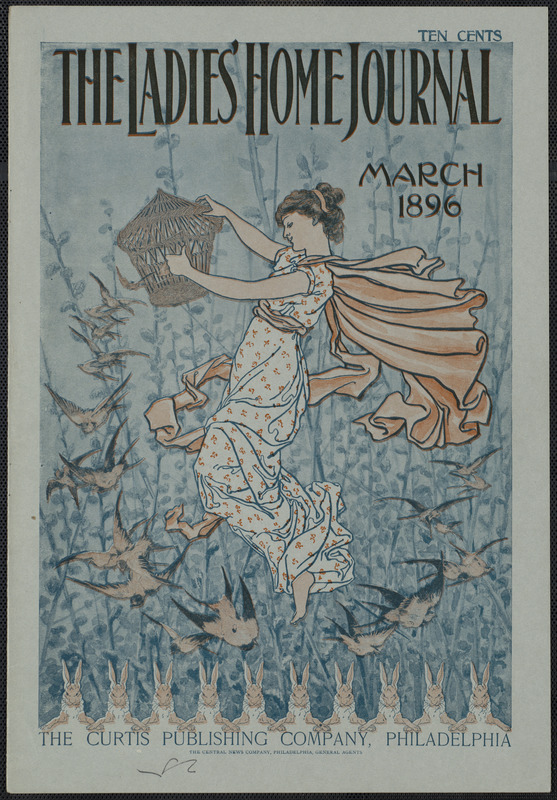 The ladies' home journal, March 1896