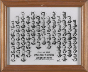 Malden Catholic High School, class of 1938