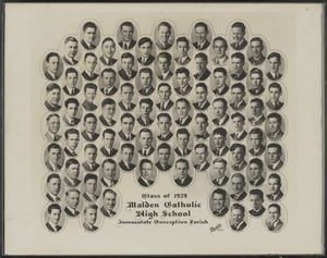 Malden Catholic High School, class of 1939