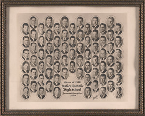 Malden Catholic High School, class of 1940