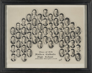 Malden Catholic High School, class of 1941