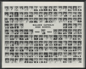 Malden Catholic High School, 1982-1983