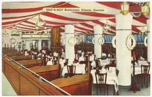 Ship-A-Hoy Restaurant, Atlanta, Georgia