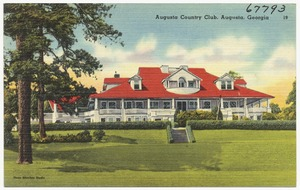 Augusta Country Club, Augusta, Georgia