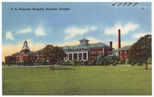 U. S. Veterans' Hospital, Augusta, Georgia