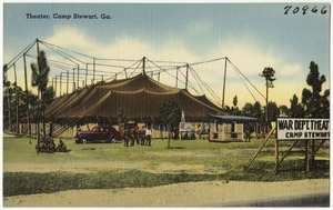 Theater, Camp Stewart, Ga.