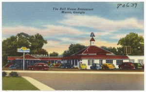 The Bell House Restaurant, Macon, Georgia