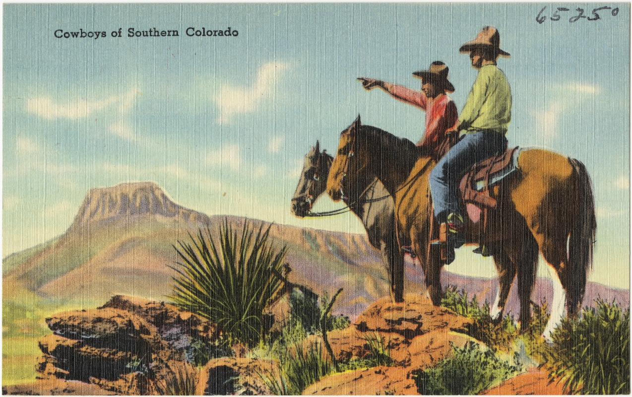 Cowboys of Southern Colorado