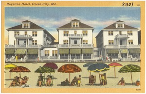 Royalton Hotel, Ocean City, Md.
