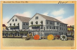 Maryland Inn, Ocean City, Md.