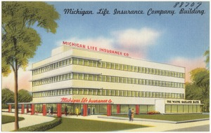 Michigan Life Insurance Company Building