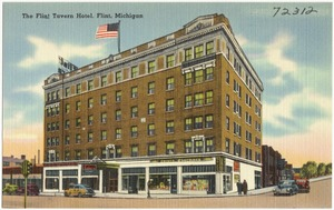 The Flint Tavern Hotel, Flint, Michigan