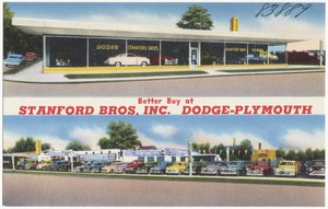 Better Buy at Stanford Bros, Inc. Dodge-Plymouth
