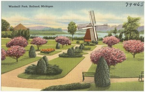 Windmill Park, Holland, Michigan