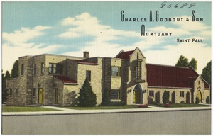 Charles A. Godbout & Son Mortuary, Saint Paul