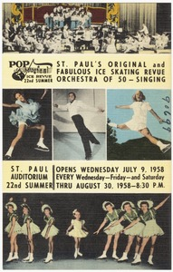 Pop Musical Ice Revue, 22nd summer