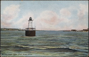 Borden Flats Light (Fall River) Mass.
