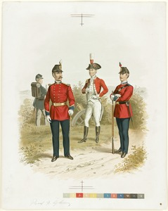 2nd Corps of Cadets 1785-1894