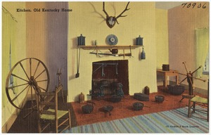 Kitchen, Old Kentucky Home