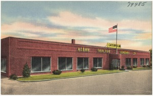 Alban Tractor Company