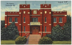 The Armory, Centerville, Md.