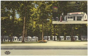 Glen Echo Lodge, U. S. Route 1, Darlington, Md., 3 miles south of Conowingo Dam and 11 miles north of Bel Air, Md.