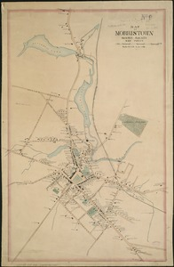 Map of Morristown