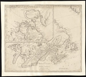 The British possessions in North America from the best authorities