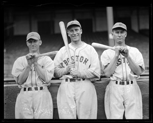 Boston Bees players