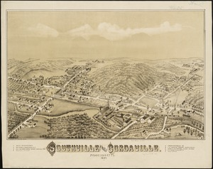 Southville and Cordaville, Massachusetts, 1887