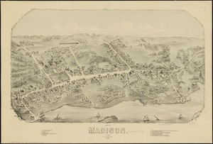 View of Madison, Conn