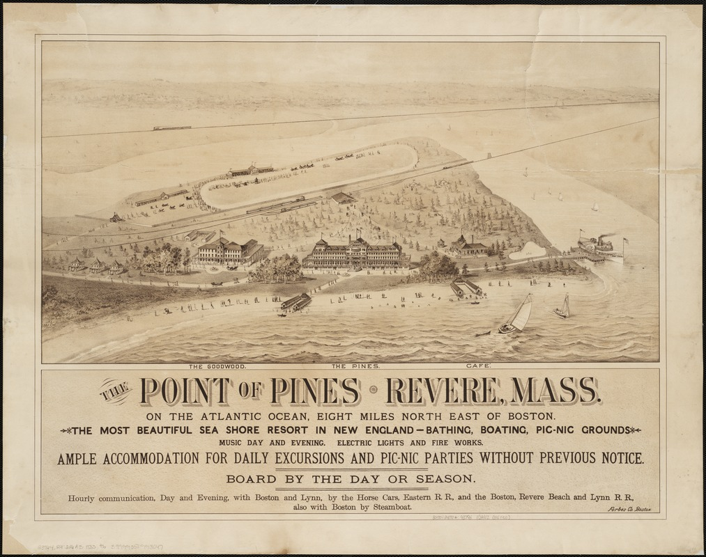 The Point of Pines, Revere, Mass